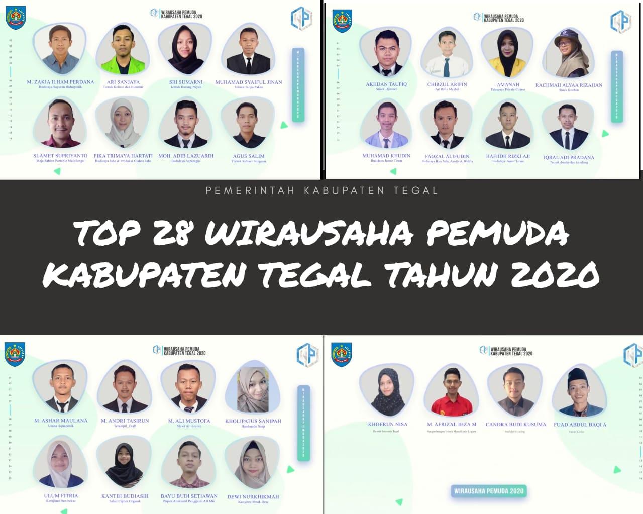 28 Besar WP 2020
